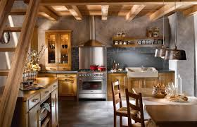 Rustic Style as the Interior Design 5