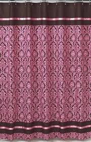 pink and brown bathroom pink and brown kids bathroom fabric bath shower curtain to enlarge pink and brown bathroom