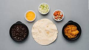 Taco Bells Menu As Selected By A Nutritionist Cnn