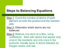 balanced step
