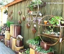outdoor fence decor garden erfly outdoor fence decor ideas garden outdoor wood fence decorations