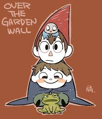 over the garden wall over the garden wall image