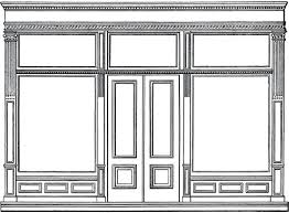 store window clipart. Unique Window Store  Free On Window Clipart L