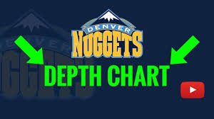 2019 Denver Nuggets Depth Chart Analysis