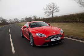 Aston Martin Vantage Review 2005 On