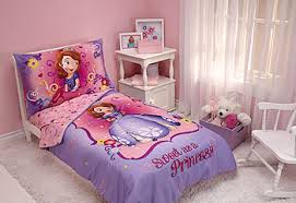 Disney Jr. Sofia the First 4-Piece Toddler Bedding Set - Toys