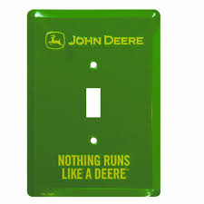 Tractor Light Switch Cover John Deere Light Switch Plate In 2019 Stuff To Buy