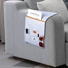 elegant armchair remote control holder lumsden homes beautiful armrest organizer safa couch chair storage with pocket