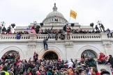 משטרת הקפיטול: מיליציה תכננה לפרוץ מחר לקונגרס