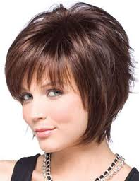 Short Hairstyles For Round Face 76 Wonderful Short Haircuts For Round Faces And Thick Hair GlobezHair Fashion