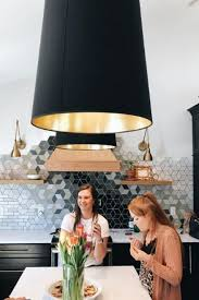 gold pendant light kitchen