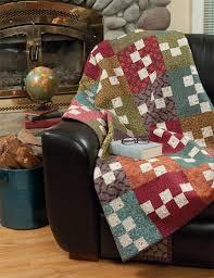 """Free patchwork download from Kim Diehl - Stitch This! The ... & Buttercream Twist quilt by Kim Diehl """" Adamdwight.com"""