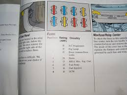 fuse box chart gm forum buick cadillac chev olds gmc here you go hope this helps i am only assuming that it is the same it not be