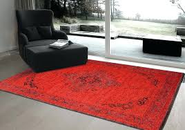 bright red bath rugs a beautiful rug from bold