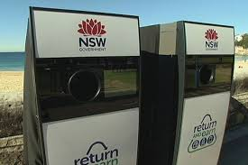 Reverse Vending Machine Australia