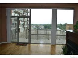 wall of glass door wall to balcony full wall of glass ceilings glass wall flower holder
