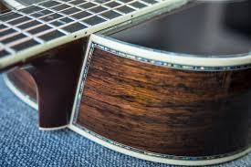 Fret Inlay Designs Thompson Guitars The Art Of Custom Inlays Preston