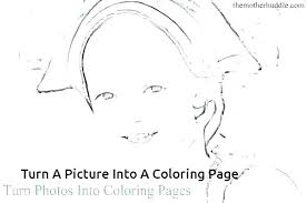 How To Turn A Photo Into A Coloring Page Facfu20club