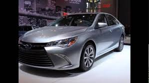 Toyota New Camry 2016 Silver Metalic - YouTube