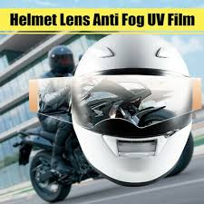 Motorcycle Helmets Lens Anti-fog visor <b>Clear Pinlock Anti-fog patch</b> N