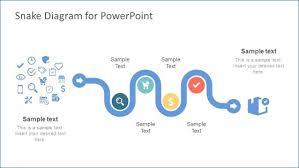 Snake Powerpoint Template Elegant In Memoriam Powerpoint Template