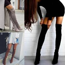 Womans sexy boots plus sizes