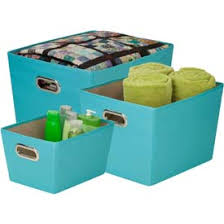 Decorative Storage Boxes For Closets Bins Totes Containers ContainersCloset Residential Storage 28