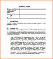 Project Proposal Template Pdf | One-Piece