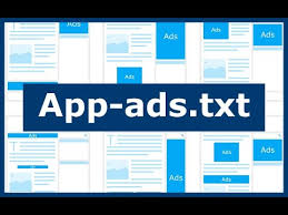 how to add apps ads txt from admob in