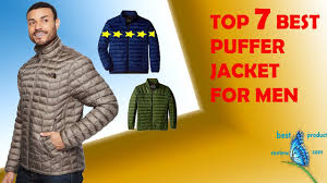 mens puffer jacket best winter lightweight padded puffer jackets mens