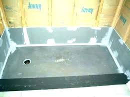 what is a shower pan shower mud pan shower pan liner roll