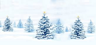 White Christmas Tree Wallpapers – Happy Holidays!