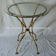 china coffee table side table end table glass bistro set