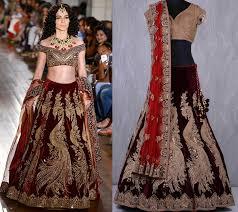 Designer Lehenga Replica Delhi Sabyasachi Lehenga Replicas At Indian Bridal Outfits