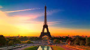 Wallpaper HD Travel Night In Eiffel ...