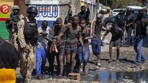 Tote nach Gefängnisausbruch in Haiti ...