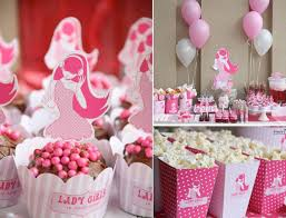 Pink Rock Star Birthday Party For Girl