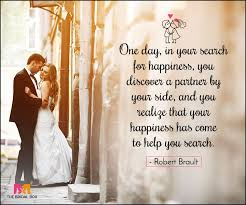 Marriage Love Quotes New 48 Love Marriage Quotes To Make Your DDay Special