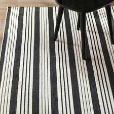 black area rugs woven hand cotton rug 8 x 10 black area rugs
