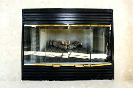 gas fireplace fumes gas fireplace gas fireplace smell when burning