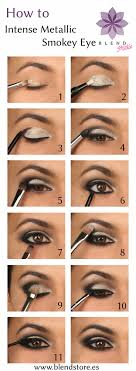 intense smokey eye tutorial