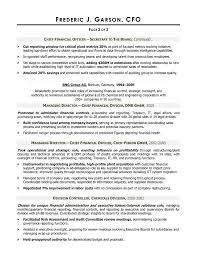 Cfo Resume Templates Best Of Cfo Resume Templates Fastlunchrockco