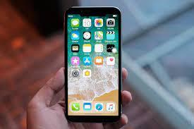 Đây là iPhone X nhưng...nó chạy Android