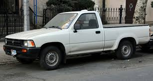 File:1994-1995 Toyota Pickup RN80 (US) front.jpg - Wikimedia Commons