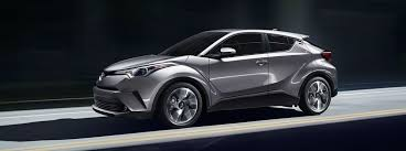 2018 toyota hrc. Modren 2018 Silver Knockout Metallic 2018 Toyota CHR On The Road In Shadows Inside Toyota Hrc