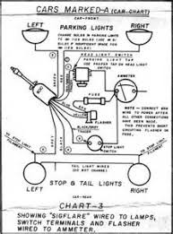 similiar 6 wire turn signal switch wiring schematic keywords vintage hot rod turn signals wiring diagrams etc cb750cafe