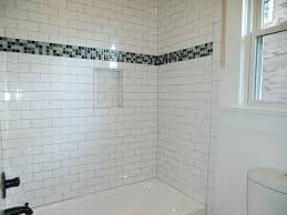how to tile a bathtub wall 5 ways to make bathroom tile combinations inspiring bathroom design how to tile a bathtub