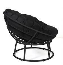 ... Furniture Furniture Stunning Papasan Chair Cushion Metal Frame Pink  Double Full