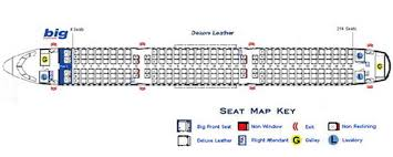 Spirit Airlines Airways Aircraft Seat Charts Airline