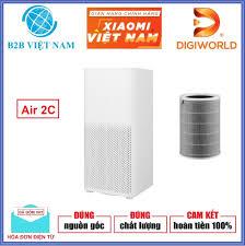 Máy lọc không khí Xiaomi 2C (Air Purifier 2C /EU) - Quốc Tế Version / Hãng  Phân Phối